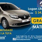 TU RENAULT Logan life desde $34.640.000!!!
